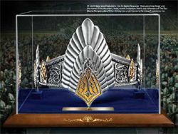 Lord of the Rings Replika The King Elessar Crown Noble Collection