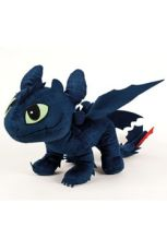 How to Train Your Dragon Plyšák Figure Toothless 26 cm