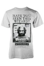 Harry Potter Tričko Have You Seen This Wizard Velikost S