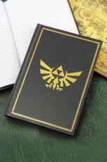 Legend of Zelda Poznámkový Blok Hyrule Wingcrest