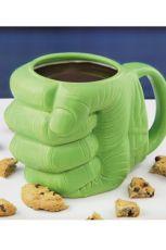 Marvel Comics Hrnek Shaped Hulk Fist 13 cm