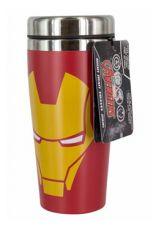 Marvel Comics Cestovní Hrnek Iron Man Face