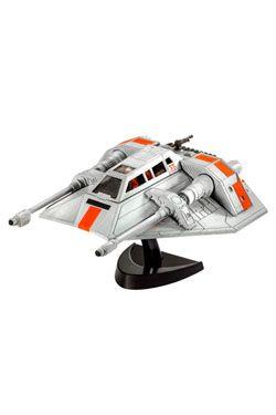 Star Wars Episode VII Model Kit 1/52 Snowspeeder 10 cm Revell