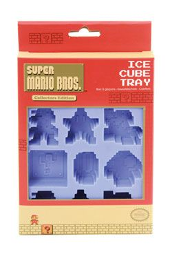 Super Mario Bros. Ice Cube Forma