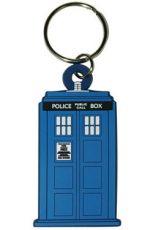 Doctor Who Gumový Acrylic Tardis