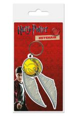 Harry Potter Gumový Keychain Snitch 6 cm