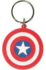 Marvel Comics Gumový Acrylic Captain America Shield