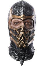 Mortal Kombat Latex Mask Scorpion
