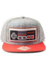 Nintendo Baseballová Kšiltovka Controller