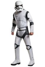 Star Wars Episode VII Kostým Deluxe Stormtrooper Velikost L