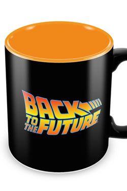 Back to the Future Hrnek Logo SD Toys