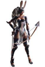 Final Fantasy XII Play Arts Kai Akční Figure Fran 31 cm