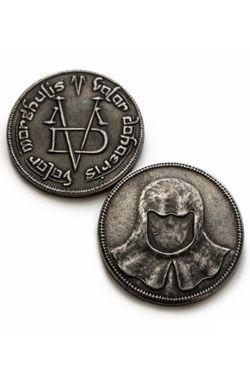 Game of Thrones Replika Iron Coin of the Faceless Man