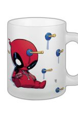Marvel Comics Hrnek Deadpool Baby