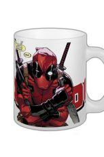 Marvel Comics Hrnek Deadpool Have To Go