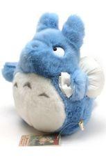 Studio Ghibli Plyšák Figure Blue Totoro 25 cm