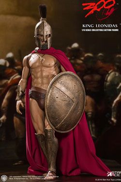 300 My Favourite Movie Akční Figure 1/6 King Leonidas 30 cm