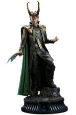 Marvel The Avengers Premium Format Figurka Loki 60 cm