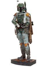 Star Wars Životní Velikost Soška Boba Fett 200 cm
