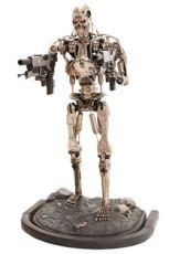 Terminator 2 Soška 1/1 T-800 Endoskeleton Verze 2 190 cm