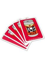 Duff Beer Playing Karty