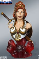 Masters of the Universe Bysta Teela 18 cm