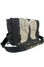 The Walking Dead Messenger Bag Daryl's Wings