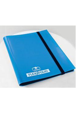 Ultimate Guard Flexxfolio 360 - 18-Pocket Blue