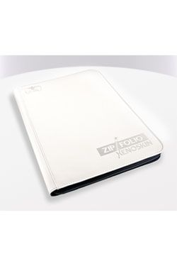 Ultimate Guard Zipfolio 360 - 18-Pocket XenoSkin