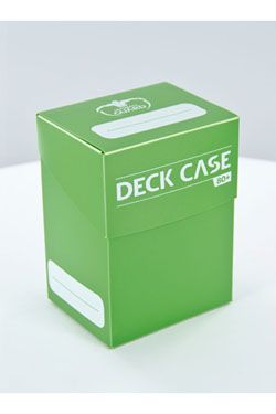 Ultimate Guard Deck Case 80+ Standard Velikost Green