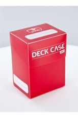 Ultimate Guard Deck Case 80+ Standard Velikost Red