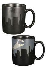Batman Heat Měnící Hrnek Dark Logo