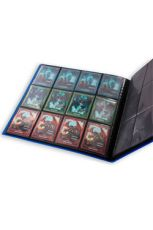 Ultimate Guard Flexxfolio 480 - 24-Pocket (Quadrow) - Blue