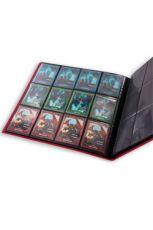 Ultimate Guard Flexxfolio 480 - 24-Pocket (Quadrow) - Red