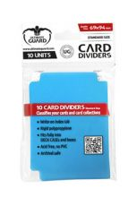 Ultimate Guard Card Dividers Standard Velikost Blue (10)