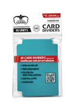 Ultimate Guard Card Dividers Standard Velikost Petrol Blue (10)