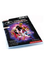 Ultimate Guard Comic Bags Resealable Magazine Velikost (100)