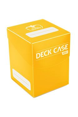Ultimate Guard Deck Case 100+ Standard Velikost Yellow