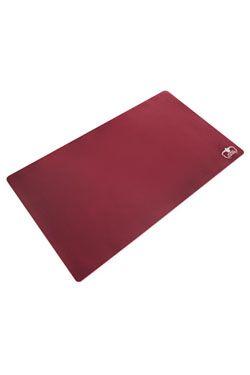 Ultimate Guard Herní Podložka Monochrome Bordeaux Red 61 x 35 cm