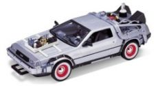 Back to the Future III Kov. Model 1/24