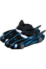 Batman Bačkory Batmobile  Velikost 44-46