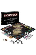 Game of Thrones Board Game Monopoly Collectors Edition Německá Verze