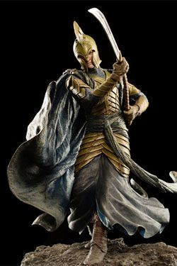 Lord of the Rings Soška 1/6 Elven Warrior 34 cm