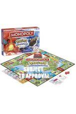 Pokemon Board Game Monopoly Anglická Verze