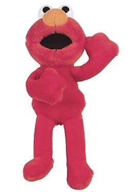 Sesame Street Plyšák Figurka Elmo 24 cm