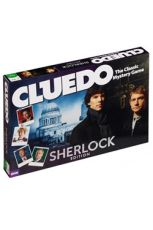 Sherlock Board Game Cluedo Anglická Verze