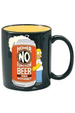 Simpsonovi Hrnek Homer No Function