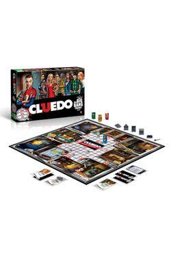 The Big Bang Theory Board Game Cluedo Německá Verze Winning Moves