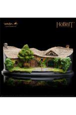 The Hobbit An Unexpected Journey Soška The Green Dragon Inn 9 cm