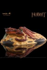 The Hobbit The Desolation of Smaug Soška Smaug King Under The Mountain 8 cm